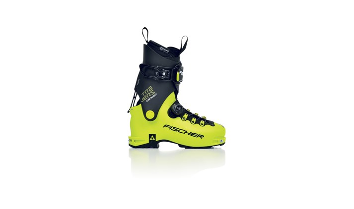 FISCHER TRAVERS CARBON  yellow/black